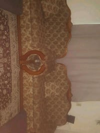 white and brown floral fabric sofa 3732 km