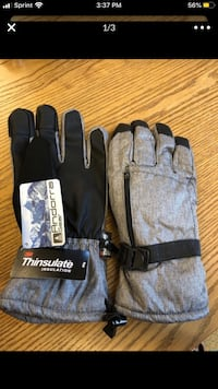 Andorra touch screen gloves