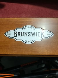 Brunswick Pool Table Sale / open to Trade