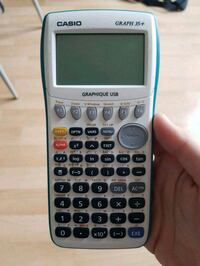 gris Texas Instruments TI-84 Plus Montreuil, 93100