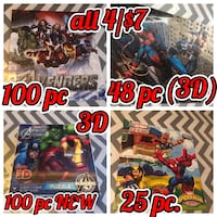 Puzzles for kids Woodbridge, 22192