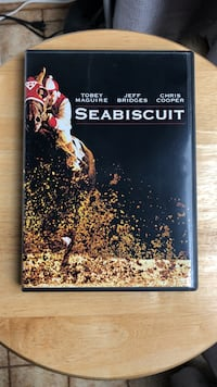 Seabiscuit DVD Movie Laurel