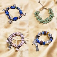 NEW And Vintage Style Bracelets from Spain  North York, M3K 2C1