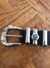 Authentic Versace belt. Made in Italy. Fits 28-30 560 km