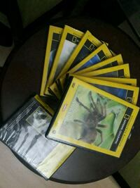NATIONAL GEOGRAPHIC 10 adet belgesel vcd si Eti, 06570