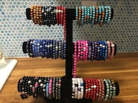 $5 each or 3 for $10 stone bead bracelets  Lake Worth, 33460