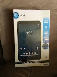 8 Android tablet