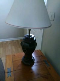 two matching table lamps with floor lamp also... and shades to go with Winchester, 22602