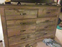 6 ft wide dresser brand new  Newark, 43055