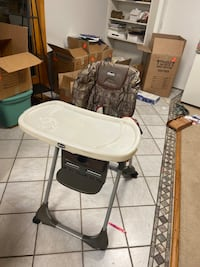 Chico high chair Bethesda, 20814