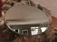 Antique Wood Backed Mirror Bakersfield, 93308