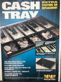 Cash Tray MMF Industries