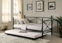 Therese Red Daybed with Trundle | 4969   1212 mi