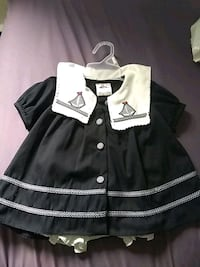 12M Baby Girl Sailor Outfit Cambridge, N1R 1T3