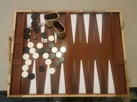 Backgammon (like new) Toronto, M5E 0A9