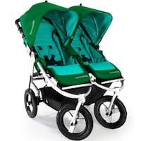 Used Bumbleride double jogging stroller - Red Bank Red Bank