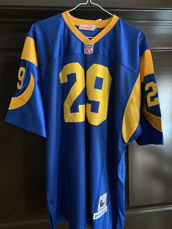finest selection 3eb85 743a3 Eric Dickerson LA Rams Jersey