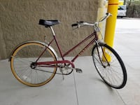 Woman's Leisure Bicycle