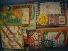 puzzle book game collection over woo books