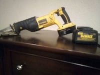 DeWalt cordless 18 voltwith battery and charger Tigard, 97223