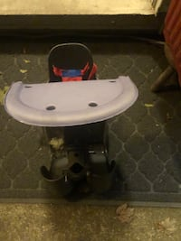 Wee ride infant seat for bike