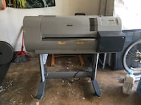 Canon W6200PG Full Size Poster Printer Sterling, 20164