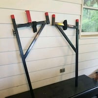 Weatherguard 1450 weekender ladder rack Marshall, 20115