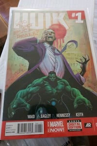 Hulk 1-16 plus annual Fairfax, 22032