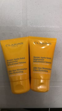 Clarins after sun moisturizer