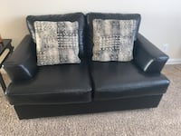 Leather couch GREAT CONDITION Baltimore, 21215