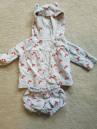 Baby girl outfit Oakville, L6L 6X6