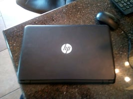 Hp 15.6 inch touch screen 3 week old