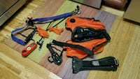 Scuba diving equipment including knives Fairfax, 22031