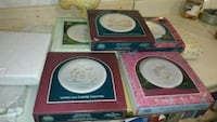 Collection of Vintage Precious Moments Plates Victorville