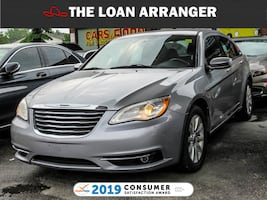 2014 CHRYSLER 200 TOURING 134,451 KMS and 100% app