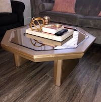 Vintage Set (Coffee table + 2 side tables)