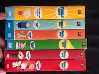 Family Guy Volumes 1-6
