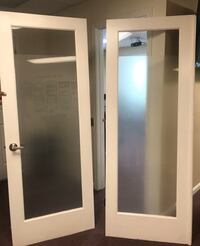 French doors size is 80x60