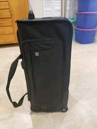 Rolling Travel Luggage Ripstop Duffle Bag with Wheels Howard County