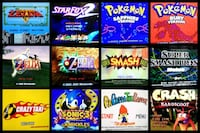 !1000s OF GAMES ALL IN 1! N64, GC, PS1, NES, MORE  New Westminster, V3M 3Y3