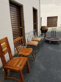 Chairs; indoors and outdoors, each for $7 Rockville, 20852