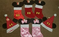 Mickey & Minnie stocking and hat Los Angeles, 91602
