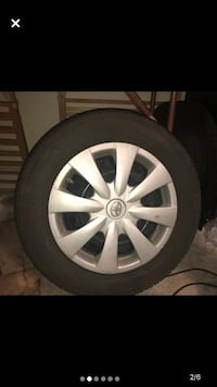 Tires and rims 195/65/15 Mississauga, L5N 5P1
