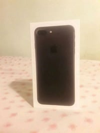 Caja IPhone 7 Plus Black de 128gb 6080 km