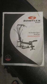 Bowflex Sport Exercise Machine HOUSTON