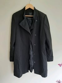 Black rw & co peacoat