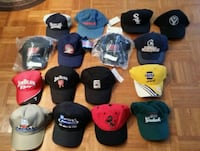 16 Hats 8 are Brand New Fishers, 46037