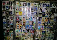 Sports Football n Baseball trading card collection Baltimore, 21212