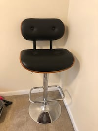 Adjustable-height, barstool-style chair Garrett Park, 20814