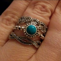 Turquoise Ring set Anderson, 29626